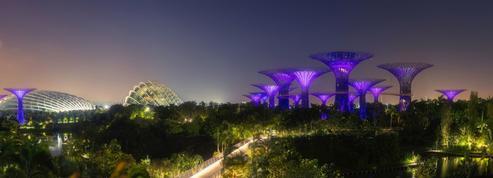 Vidéo : Singapour, la «ville jardin» dans l'air du temps