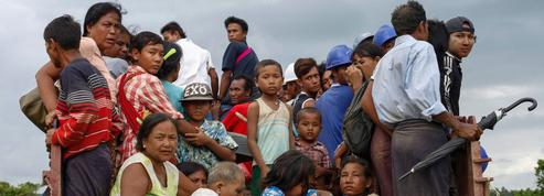 Birmanie : l'exode massif des Rohingyas