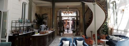 «Cool attitude» à l'Hôtel Hoxton