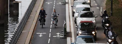 Plan vélo à Paris : la police s'inquiète des embouteillages