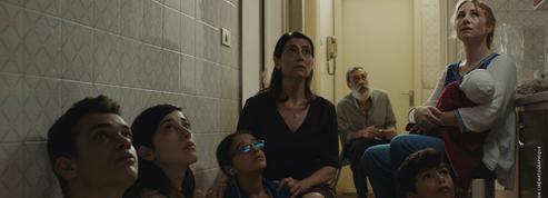 Une famille syrienne ou la guerre à domicile