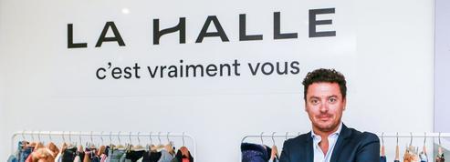Les ambitions retrouvées de La Halle
