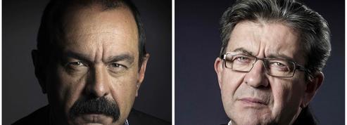 Code du travail: pas de front commun entre Mélenchon et Martinez