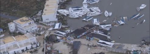 Les Antilles frappées par Irma juste avant le début de la saison touristique