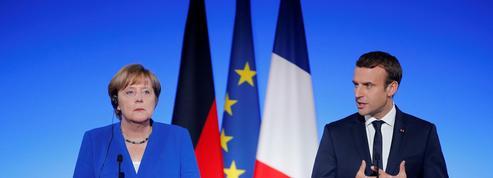 Merkel, crise grecque, travailleurs détachés: le dessous des cartes par Coralie Delaume