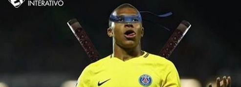 Mbappé chambré et surnommé «Donatello» par ses coéquipiers du PSG