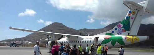 Evacuations à Saint-Martin: «Je pars avec ma famille, définitivement»