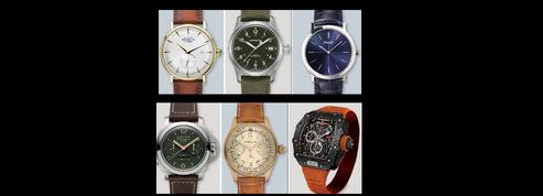 Horlogerie: une envie de remonter le temps