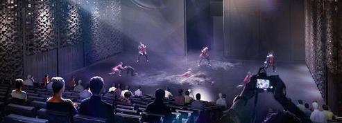 La salle Firmin Gemier au théâtre Chaillot rouvre ses portes