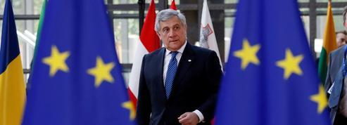 Tajani se prononce contre un Parlement de la zone euro