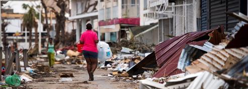 Ouragan Irma: six «hotspots» de prise de plaintes créés à Saint-Martin