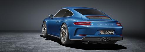 Porsche 911 GT3 touring : comme un avion sans aile