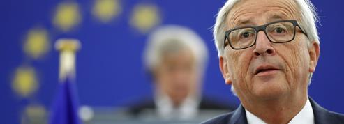 Juncker se démarque de Macron et veut un président élu pour l'UE