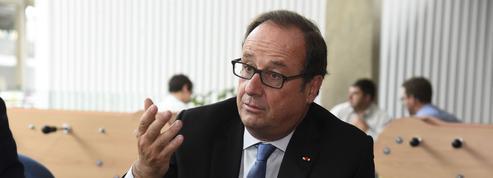 François Hollande : «Je dois accepter de ne pas être président à vie»