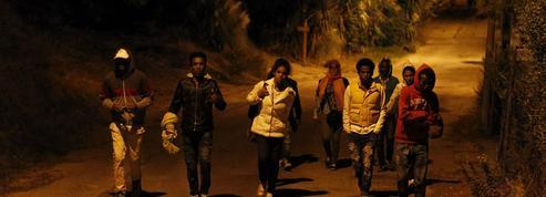 Les tribunaux français débordés par l'afflux de clandestins