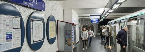 JO : la station de métro Hôtel de Ville rebaptisée Ville Hôte