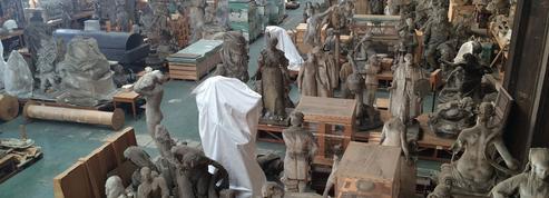 Un trésor de sculptures scandaleusement inexploité