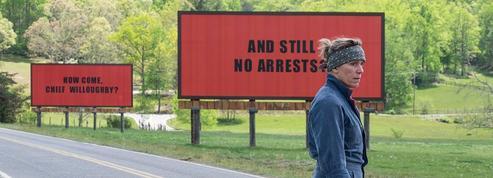 Toronto ouvre la voie des Oscars pour Three Billboards Outside Ebbing