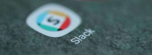 L'outil collaboratif Slack lève 250 millions de dollars