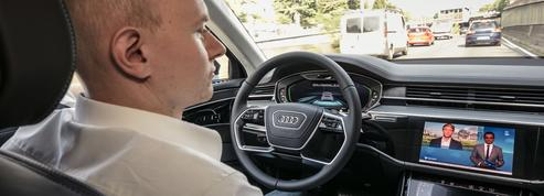 L'avenir de la voiture autonome en question