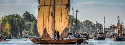 Le Festival de la Loire donne rendez-vous aux bateaux traditionnels