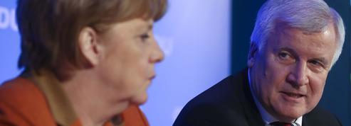 Pour faire réélire Merkel, les Bavarois de la CSU sont rentrés dans le rang