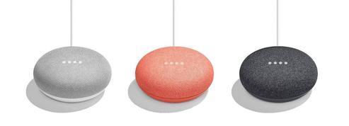 Google va lancer une enceinte intelligente à moins de 50 euros