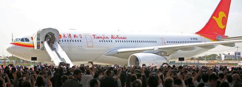 Airbus inaugure sa deuxième usine en Chine