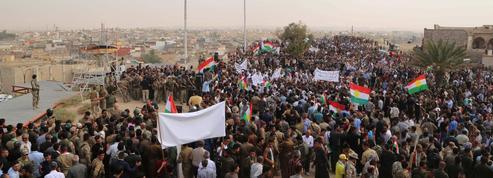 Irak: veillée d'armes pour les Kurdes de Kirkouk