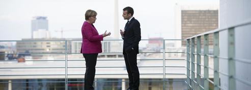 Macron attend la réélection de la chancelière pour relancer l'Europe