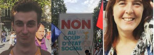 Réforme du code du travail : voici ce que nous avons vu dans la marche de la France insoumise