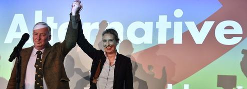 L'Allemagne se prépare au choc des nationalistes de l'AfD