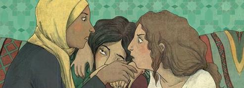 Leïla Slimani utilise aussi la BD pour briser le tabou de la sexualité au Maroc