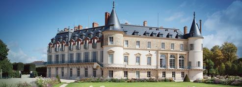 Rambouillet, le château fantôme