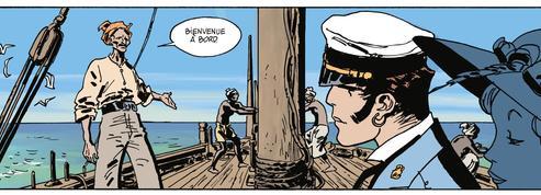 Corto Maltese reprend la mer…