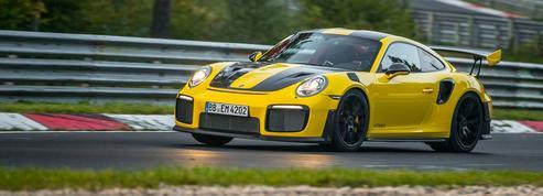 911 GT2 RS : la Porsche la plus rapide de tous les temps