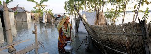 Les chocs climatiques frappent d'abord les pauvres