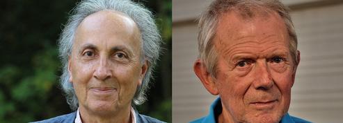 Thibault Damour et Alain Brillet, médailles d'or du CNRS