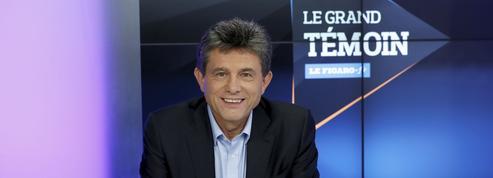Henri de Castries: «Je partage la vision du chef de l'État»