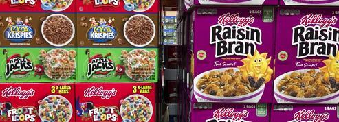 Les céréales Kellogg's changent de patron