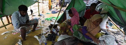 L'exode des Rohingyas est un «cauchemar humanitaire», selon l'ONU