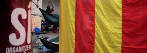 Catalogne : dans l'Universitat, au cœur de la mobilisation pour le référendum