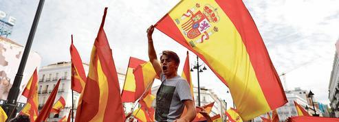Les partisans de l'Espagne unie font entendre leur voix