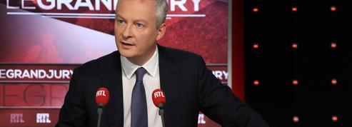 Bruno Le Maire défend les contours de la réforme de l'ISF