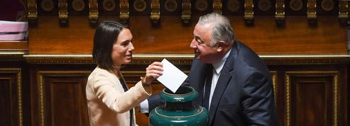 Gérard Larcher largement réélu à la présidence du Sénat