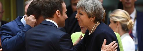 Brexit: l'ouverture proposée par Macron à May