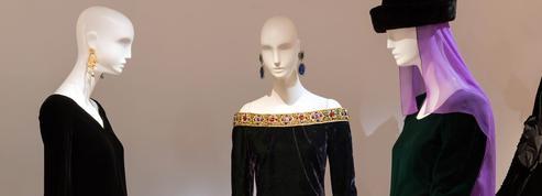 Musée Yves Saint Laurent: dans le saint dessaints