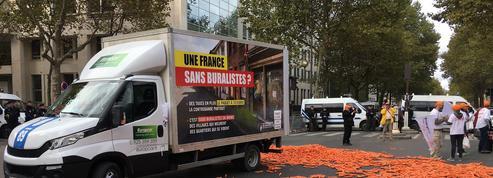 Buralistes : « Avec un paquet à 10 euros, le gouvernement va faire augmenter le trafic»