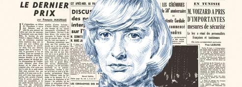 «Le dernier prix» : en 1954, François Mauriac saluait Françoise Sagan dans Le Figaro