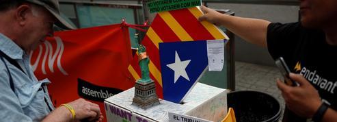 Les Français désapprouvent l'indépendance de la Catalogne